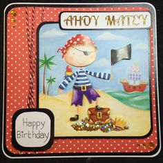 Hunkydory Little Book Card