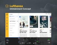 다음 @Behance 프로젝트 확인: \u201cLufthansa Infotainment Concept\u201d https://www.behance.net/gallery/50635783/Lufthansa-Infotainment-Concept