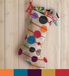 My Christmas Color Palette! These colors (or similar) with burlap!