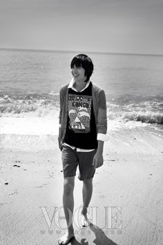Lee Min Ho - Vogue Magazine June Issue '09