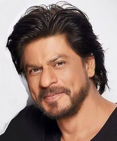 Shahrukh Khan ♡ his hair style Shahrukh Khan And Kajol, Aamir Khan, Bollywood Stars, India Actor, Sr K, Barbara Stanwyck, King Of Hearts, Star Wars, Ranbir Kapoor