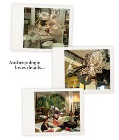 Anthropologie Display
