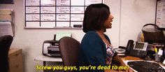 "But you always knew where you stood with her. | 14 Reasons Kelly Kapoor Was The Biggest Badass On ""The Office"""