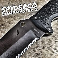 Spyderco Jumpmaster 2
