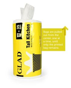 Zero-waste Packaging Concept.