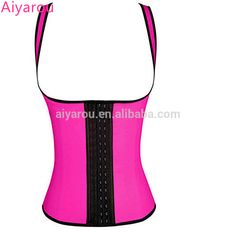 Check out this product on Alibaba.com APP Free shipping Wholesale Plus Size 4 steel bones 3 layers latex waist trainer shaper corset