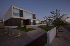 Casa A.G.,© Manuel Aguiar Wood Architecture, Amazing Architecture, Costa, Floor Plans, Mansions, House Styles, Home Decor, Best Architecture, Facades