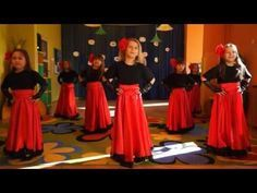 Taniec hiszpański - YouTube Formal Dance, Strapless Dress Formal, Formal Dresses, Kids Songs, Sport, Excercise, Youtube, Preschool, Activities