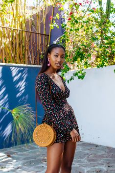 Stylish Outfits, Fashion Outfits, Brunch Outfit, Foto Pose, Black Girl Fashion, African Fashion Dresses, Black Romper, Solo Trip, Beautiful Black Women