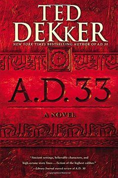 A.D. 33: A Novel by Ted Dekker http://www.amazon.com/dp/1599954176/ref=cm_sw_r_pi_dp_7sbdwb0N53VQG
