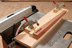 Tapering is a simple and safe operation with the right jig. Build our version from scrap, and you'll be ripping tapers in no time flat.