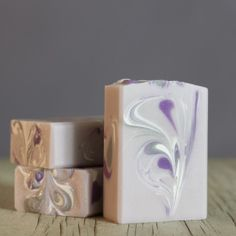 Renaissance Soaps brings you beautiful handcrafted soap made in New Zealand. Soap Making, Pillar Candles, Soaps, Renaissance, Lavender, Silk, How To Make, Hand Soaps, Soap