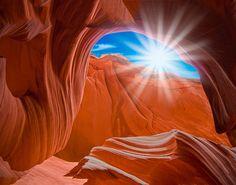 Antelope Canyons | Page, Arizona
