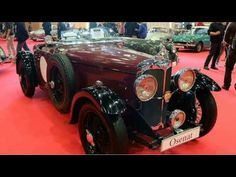 AC 1656, 1666 Antique Cars, The Originals, Vehicles, Youtube, Vintage Cars, Car, Youtubers, Youtube Movies, Vehicle