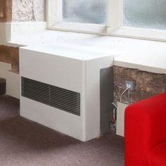DRU Kamara K7 Powered Flue Gas Wall Heater