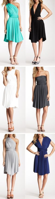 95b2bf30bf69 Infinity Dress - can be worn so many different ways! Infinity Dress,  Convertible Dress