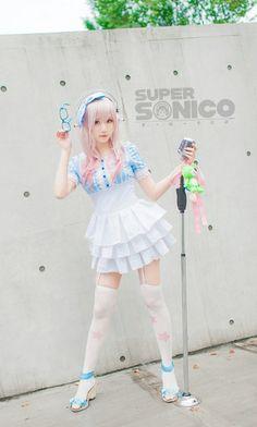 Super Sonico(Nitro Super Sonic) | SAMEKI - WorldCosplay