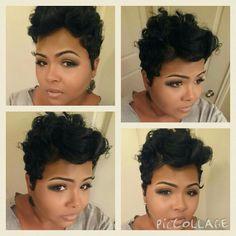 Hair by: Coffney from Coffney M Salon Dallas, TX  Model: Leah Rives-Moore.