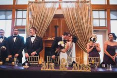 Fall Wedding @ Blackberry Ridge Golf Club - Sartell, MN / www.blackberryridgegolf.com