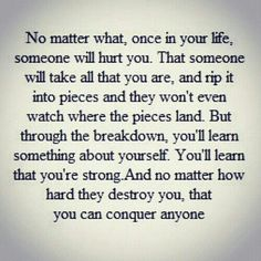 This is exactly what I went through... It's very scary to think that the one who you trusted the most can be the worse nightmare in your life. It was a very scary experience...but is over