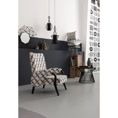 Fauteuil Fjord County - Kare Design