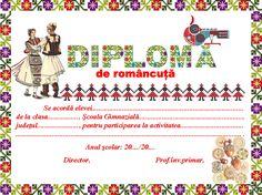 De ceva vreme plănuiesc o activitate cu specicific tradiţional românesc, deşi nu suntem la prima acţiune de acest fel. Nu am pu... 1 Decembrie, After School, 4 Kids, Kids Education, Diy And Crafts, Preschool, Place Card Holders, Classroom, Teacher