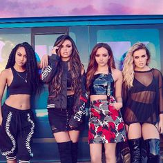The world's biggest girl band, Little Mix, have announced they are playing a summer show in Carlisle. Jesy Nelson, Perrie Edwards, Demi Lovato, Little Mix Glory Days, Meninas Do Little Mix, Little Mix Photoshoot, Cool Girl, My Girl, Little Mix Girls
