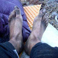7 Ways to Eliminate Foot Pain - Erik the Black's Backpacking Blog