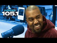 Kanye West Speaks on his new music, Beck at the Grammys, fashion, Amber Rose, Kim Kardashian + More, - #THISIS80