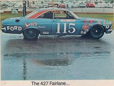 Competition Proven  Parnelli Jones 427 NASCAR Fairlane  Motor Trend   June 1967