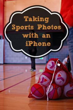Taking Sports photos with the iPhone - Simpleprints