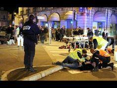 Attentato a parigi Champs Elysee 2017
