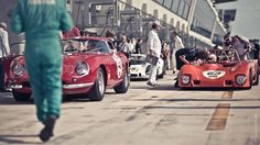 grain edit · Laurent Nivalle Photography: Le Mans Classic 2010