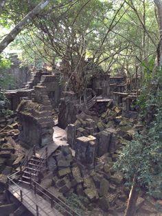 カンボジアにあるラピュタ@Takahiro Ishii さんのカンボジアへの旅のコレクション(旅行記)「天空の城ラピュタ in Cambodia」 | 旅行記/旅行プラン - Compathy(コンパシー)