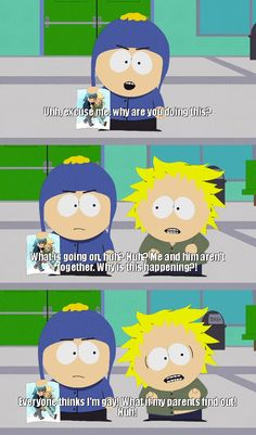 Tweek and Craig