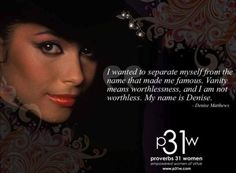 Denise Matthews explains why she no longer wanted to be known as Vanity | http://www.thelastdragontribute.com/rip-denise-matthews-vanity-feb-15-2016/ #DeniseMatthews #RIP