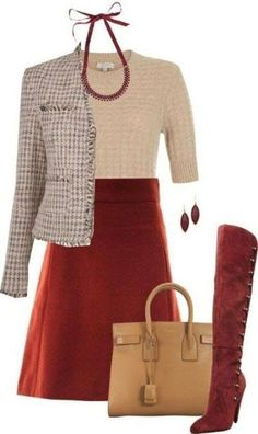 fall-and-winter-work-outfit-ideas-2018-5 85+ Fashionable Work Outfit Ideas for Fall & Winter 2018