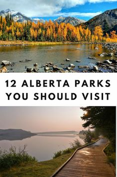 Check out this list of the 12 Alberta Parks You Should Visit ASAP! Canadian Travel, Canadian Rockies, Weekend Trips, Day Trips, Camping Guide, Us National Parks, Winter Camping, Camping World, Where To Go