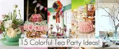 ladies tea party ideas - - Yahoo Image Search Results