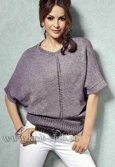 Ideas for knitting jacket girl yarns Crochet Woman, Knit Crochet, Skirt Pattern Free, Free Pattern, How To Purl Knit, Knit Jacket, Crochet Clothes, Cardigans For Women, Knitwear