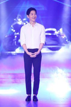 "kiaile: "" ""Song Joong Ki's appearance on Happy Camp "" """