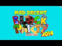 Mad Decent Block Party 2014 Trailer
