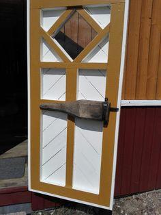 Aitan lukko oven sisäpuolelta Door Handles, Oven, Doors, Home Decor, Door Knobs, Decoration Home, Room Decor, Ovens, Home Interior Design