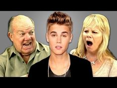 Elders React to Justin Beiber. I don't know if me agreeing with everything they say means I'm getting older or I'm just sane.▶