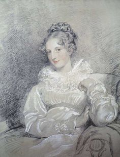 1819 - Countess Therese Czernin nee Orsini und Rosenberg by Sir Thomas Lawrence