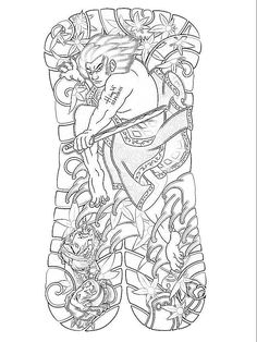 Samurai Tattoo, Irezumi, Stylists, Japanese, Tattoos, Tatuajes, Japanese Language, Tattoo, Tattos