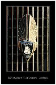 Classic Car emblems