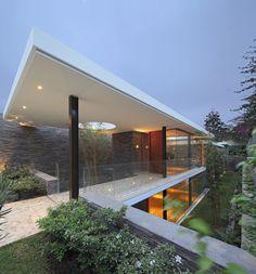Gallery of Casa Lineal / Metrópolis Oficina de Arquitectura - 1