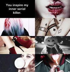 Harley Quinn  Why can't a girl be nice to a guy without the mook trying to moider her?