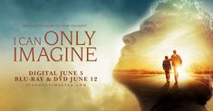It's the song that brings hope to so many. I CAN ONLY IMAGINE will encourage people in a whole new way. The inspiring, incredible, and unknown true story behind MercyMe's beloved song is the basis for this brand-new movie from the Erwin Brothers (directors of October Baby, Moms' Night Out, and Woodlawn).